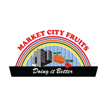 Market-City-Fruits